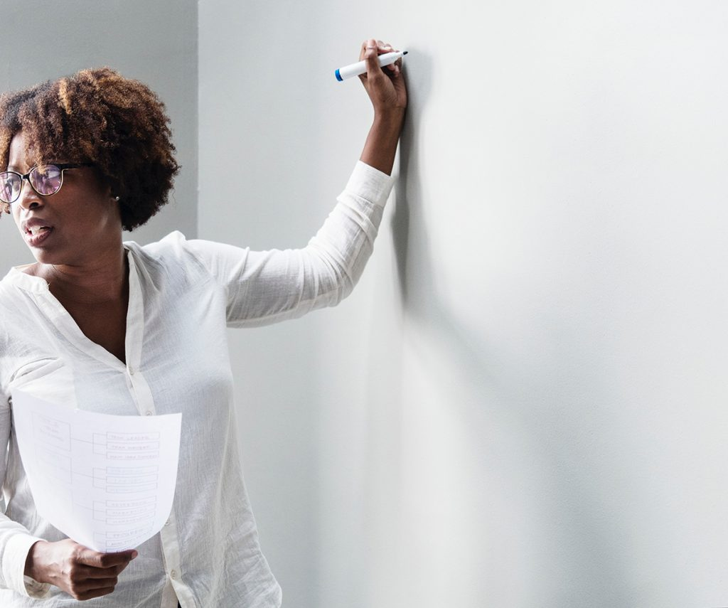 Continuing education for working professionals looking to change or enhance their career