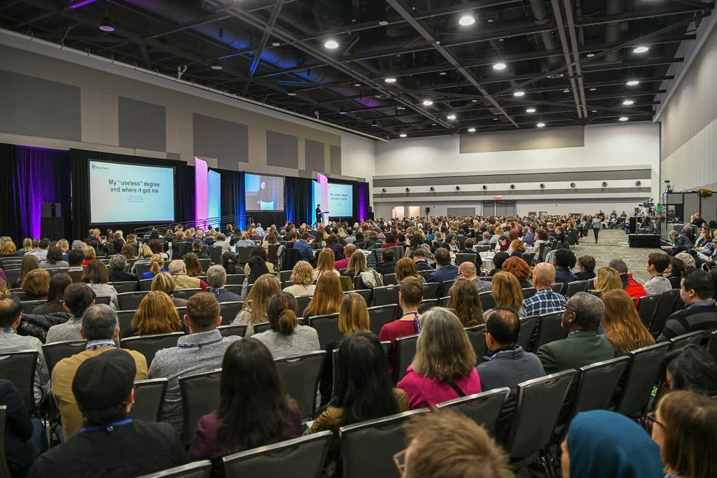 Career Counsellors attending Cannexus19