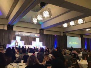 Dr. Stephen Murgatroyd, keynote speaker at 2019 Global Online Learning Summit.