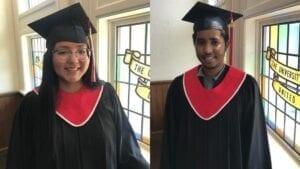 UW Model School graduates